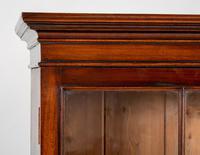 William IV Mahogany Glazed Bookcase (9 of 13)