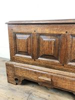 18th Century Style Welsh Oak Coffer Bach Chest (9 of 9)