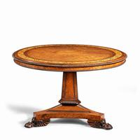 George IV Tilt-top Centre Table by George Bullock (4 of 8)