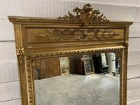 Large French Gilt Wall Mirror (10 of 15)