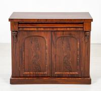 Elegant Victorian Mahogany 2 Door Side Cabinet (5 of 7)