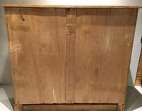 Large Early Victorian Chest of Five Drawers (3 of 8)