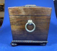 Regency Rosewood Twin Canister Tea Caddy (13 of 17)