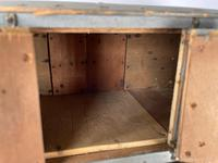 """Early 20th Century Wooden 3"""" Gauge Wagon (4 of 13)"""