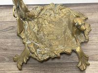 Victorian Brass Hunting Dog Fire Companion Set (32 of 40)