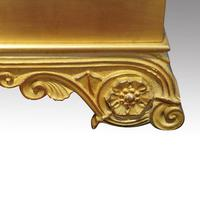 Large French Empire Gilt Clock by Deniere et Fils (6 of 11)
