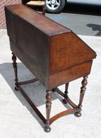 1850s Early Style Walnut Bureau (7 of 7)