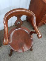 Victorian Desk Chair (2 of 4)
