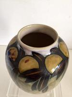 A Royal Doulton Stoneware Vase by Bessie Newbery Circa 1920's (5 of 8)