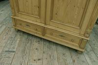 Fabulous & Exceptional Quality! Big Old Pine Double 'Knock Down' Wardrobe (7 of 17)