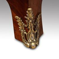Continental Marquetry Bombe Commode Chest (13 of 14)