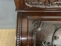 Maple and Co. Large Mahogany Cylinder Desk (15 of 25)