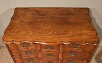 18th Century Dutch Chestnut Commode Chest of Drawers (3 of 7)