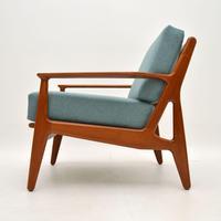 1960's Danish Teak Armchair by Arne Vodder (3 of 11)