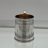 Antique Sterling Silver Christening Mug Edinburgh 1836 John Mckay (4 of 7)