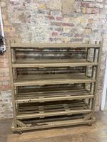 Wooden Shoe Trolley (3 of 6)