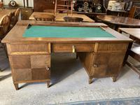 Oak Jewellers Desk (2 of 9)