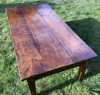 French Cherrywood Coffee Table (5 of 5)