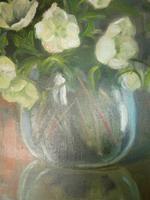 Oil Painting Vase of Flowers (5 of 7)