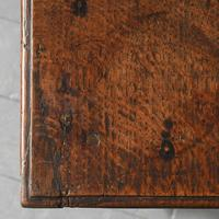 18th Century Jacobean Oak Chest of Drawers (6 of 10)