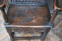 Antique Wainscot Chair (9 of 9)
