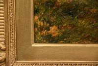 """Oil Painting by Mark Edwin Dockree """"Pastoral scene near Dedham"""" (2 of 5)"""