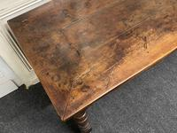 Early 18th Century French Walnut Console Table (13 of 28)