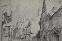 Mermaid Street Rye by Sidney Dennant Moss RBA (8 of 10)