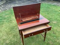 Edwardian Mahogany Ladies Writing Desk / Table (2 of 5)