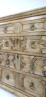 Geometric Oak Dresser Base (13 of 14)