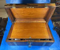 Victorian  Rosewood Writing Slope (16 of 20)
