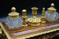 Quite Exceptional Mid 19th Century French Encrier or Ink Stand (2 of 5)