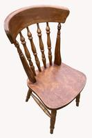 Set of Four Kitchen Chairs (2 of 3)