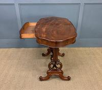 Victorian Period Mahogany Table (13 of 14)