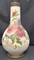 Doulton Burslem Large Eggshell Ground Vase c.1885 (3 of 11)