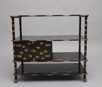 19th Century Japanese Lacquered Cabinet (7 of 12)