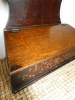 Early 19th Century Oak Spoon Rack (7 of 8)