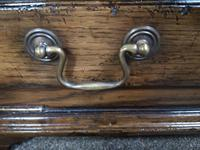 Titchmarsh & Goodwin Oak Miniature Fall-Front Dower Chest RL21422 (9 of 11)
