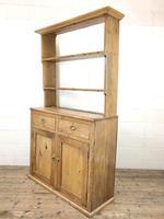Late 19th Century Pine Kitchen Dresser (10 of 12)