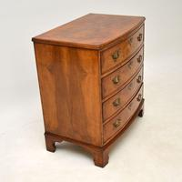 Antique Burr Walnut  Chest of  Drawers (6 of 12)