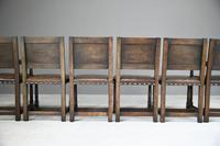 Set of 6 Cromwellian Dining Chairs (11 of 12)