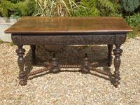 Oak Victorian Extending Dining Table (2 of 7)