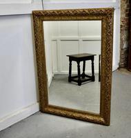 20th Century Rococo Style Gilt Wall Mirror (2 of 7)