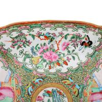 Chinese Canton Famille Rose Dish (4 of 7)