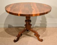 Regency Rosewood Breakfast Table (5 of 7)