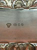 "Sterling Silver Hallmarked Decanter Label ""Sherry"" 1961 C J Vander Ltd (4 of 5)"