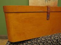 Antique Bentwood Plywood Storage Box by Luterma (8 of 16)