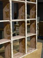 French Scraped Paint Wall Shelves or Display Box (17 of 17)