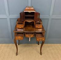 19th Century Inlaid Kingwood Bonheur Du Jour (9 of 18)