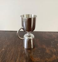 Silver Plated Double Jigger (3 of 5)